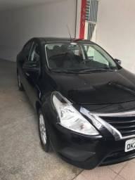 Nissan versa 1.0 S - 2017