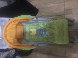 Carrinho + cadeirinha bebê conforto!!!