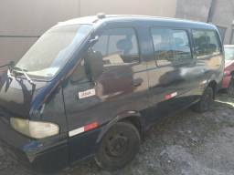 Van Kia besta 99 documentos em dia a diesel - 1999