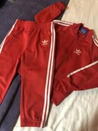 Conjunto Infantil Adidas Original 2-3 anos