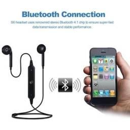 Fone Bluetooth Ouvir Músicas e Atender Ligação