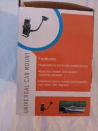 Suporte de Celular e GPS Veicular, UNIVERSAL