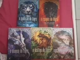 Livros da série A Maldição do tigre