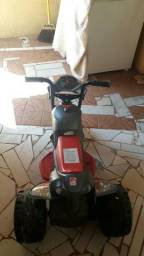 Motoquinha Elétrica Semi nova