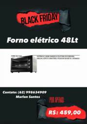 Forno elétrico 48lt