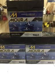 Bateria Moura Ma5-D CG125/150/Fazer/Factor 2012