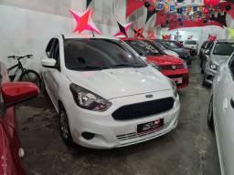 Ford Ka 2018 1.0 1 mil de entrada Aércio Veículos bxc
