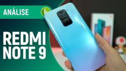Xiaomi Redmi Note 9 Dual SIM 64 GB Cinza-meia-noite 3 GB ramlacrado pronta entrega