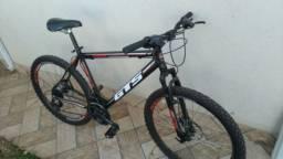 Bicicleta Gts Feel Aro 26 Freio À Disco 21 Marchas