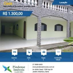 Casa no 1ª andar em Jacaraípe, 04 quartos
