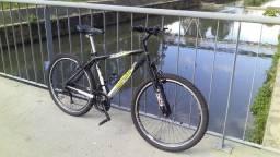 Bicicleta Mountain Bicicleta Mormaii Aro 26 Alumínio B-Range Suspensão - Alumínio