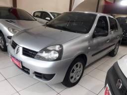 CLIO 2007/2007 1.0 AUTHENTIQUE SEDAN 16V FLEX 4P MANUAL