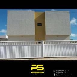 Apartamento com 2 dormitórios à venda, 45 m² por R$ 90.000,00 - Ernesto Geisel - João Pess