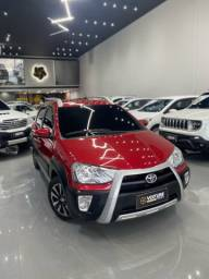 Toyota Etios Cross 1.5 Flex Aut. 2018