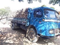 Caminhão mb ano 62