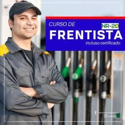 Vendedor Frentista Para Posto de Gasolina
