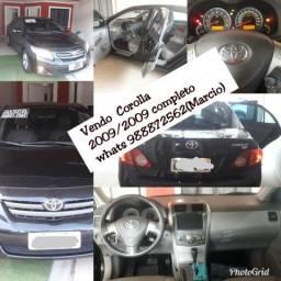 Corolla completo 2009 - 2009