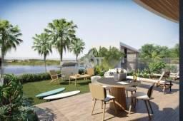 Apartamento à venda com 2 dormitórios em Campeche, Florianópolis cod:HI72058