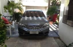 Honda CITY - LX - Automático 1.5 (Couro) - 2012