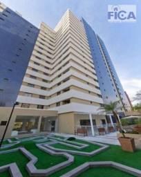 Apartamento com 1 dormitório para alugar, 34 m² por r$ 1.400,00/mês - centro - curitiba/pr