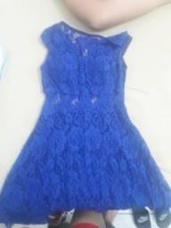 Vestido brilhoso