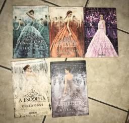 Coleção A seleção Kiera Cass