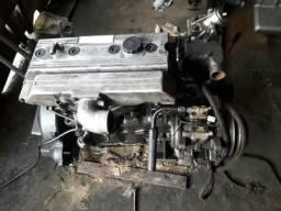 Motor Perkins s4 da D20 de 90 hp