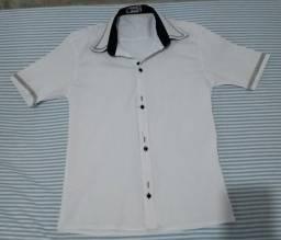 Camisa Social Branca M