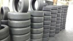 Troco pneus seminovos em celular