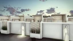 CA1488 Residencial Solaris Prime, casas planas no Eusébio, em construção