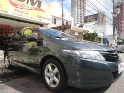 Honda city lx completo mecan 2010 - 2010