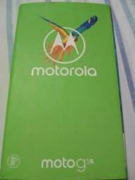 Caixa do Motorola moto G5 S