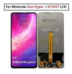 Tela / Display Original para Moto ONE Hyper XT2027 - Instalação Expressa!