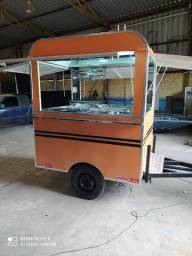 Treilher food truck 1.80 x 1.50