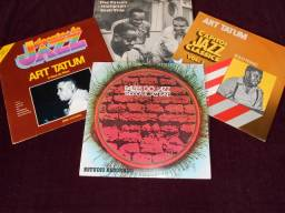LPs - Gigantes do Jazz (Liquida: 4 LPs)