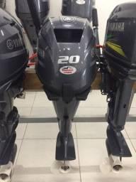 Motor de popa Yamaha f20 Quatro tempos A pronta entrega