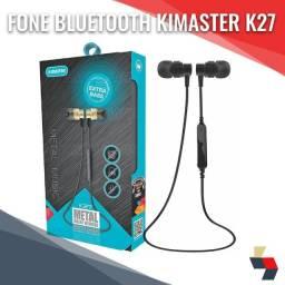 Fone bluetooth kimaster K27