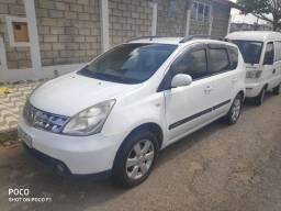 Nissan Livina 2011, 1.8 completa. Troco