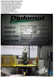 Fresa ferramenteira Diplomat