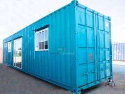 Casa Container 30m² Alto Padrão