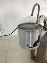 Bebedouro Fonte para gatos e cães