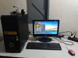 Computador Básico Funcionando