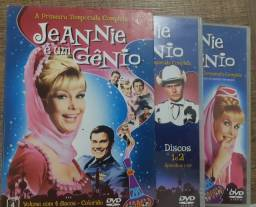 Vendo DVDs Box