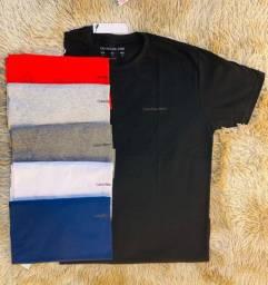 Camisas básicas Calvin Klein