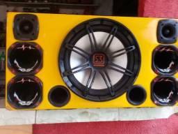 Vendo caixa de som altomotiva