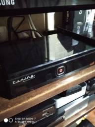 Box tv Tuning up funcionando perfeitamente