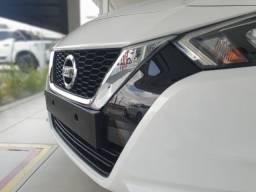 Novo Nissan Versa Sense 1,6 Flex Manual R$ 74.490,00