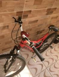 vendo ou troco bike GPS aro 26