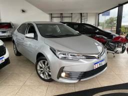 Toyota Corolla XEI 2019 Baixo km Aceito trocas e Financio