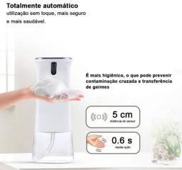 Dispenser de Sabonete Líquido com Sensor Automático KP-TA08 - Imperium Informática